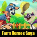 Farm heroes saga cheats,videos APK