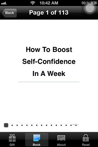 Quotes About Self Confidence (593 quotes)