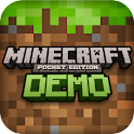 Minecraft – Pocket Ed. Demo logo