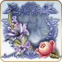 ADW Theme Flower Vignette
