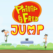 Phillip and Fred JUMP