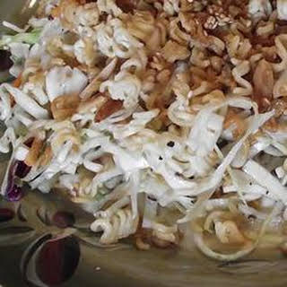 Nell's Cabbage Salad.