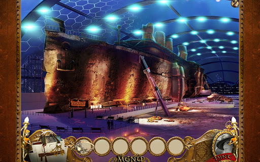 Titanic's Keys to the Past для планшетов на Android