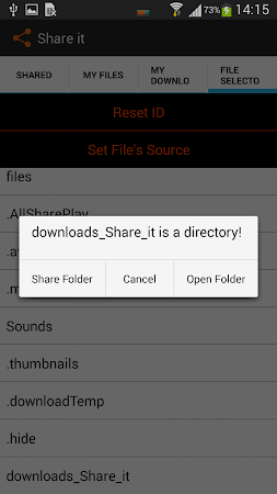 Share it 2.3.7 screenshot 1963008