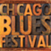 Chicago Blues Festival 2012