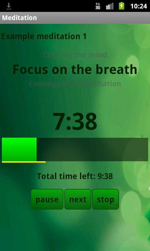 Meditation Timer (free) - Android Apps on Google Play