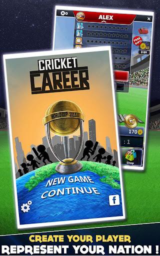Cricket Career World Cup