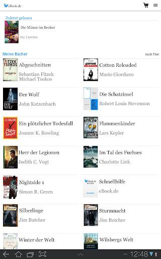 eBook.de READER