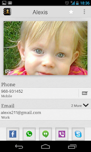 Contacts Dialer - screenshot thumbnail