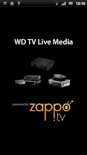 WD TV Live Media Player - screenshot thumbnail