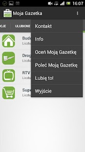 Moja Gazetka - screenshot thumbnail