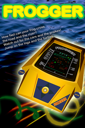 Frogger:Top Tapletop Classic