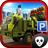 Army Truck Drive Parking 2015