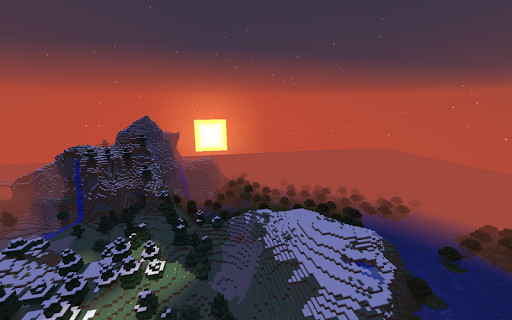 HD+ Wallpapers - for Minecraft