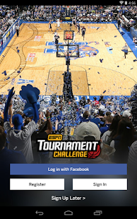 ESPN Tournament Challenge - screenshot thumbnail