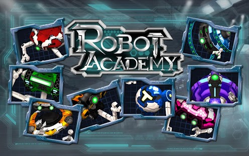 Robot Academy - screenshot thumbnail