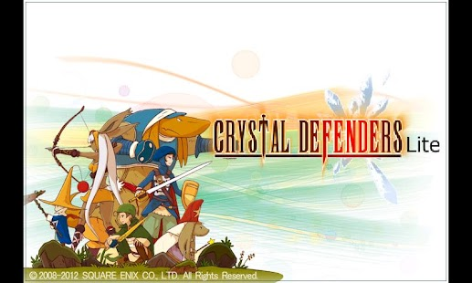 CRYSTAL DEFENDERS Lite- screenshot thumbnail