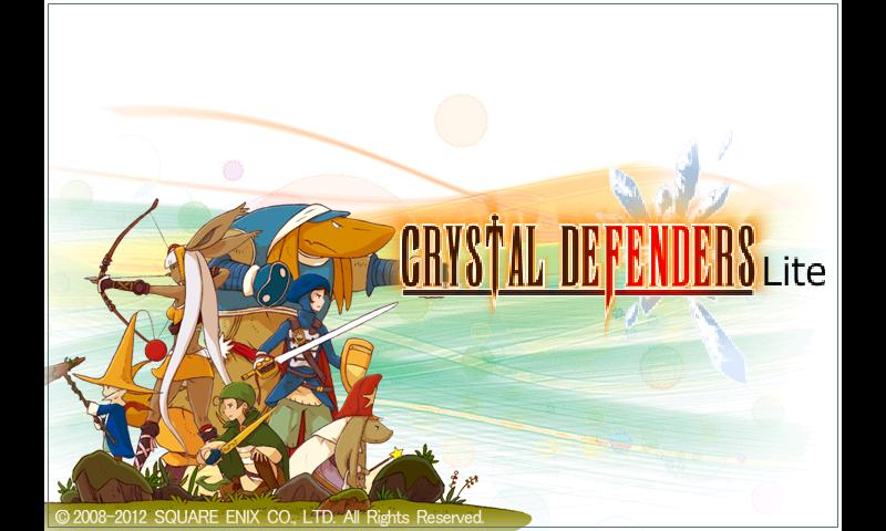 CRYSTAL DEFENDERS Lite- screenshot
