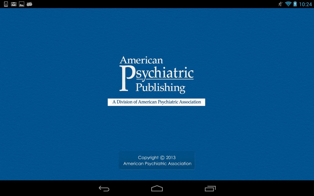 DSM-5 Diagnostic Criteria - screenshot