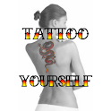 Tattoo Yourself (Tattoo Booth) logo
