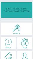 Screenshot of LJ Events