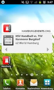HAMBURG EVENTS › Eventguide- screenshot thumbnail