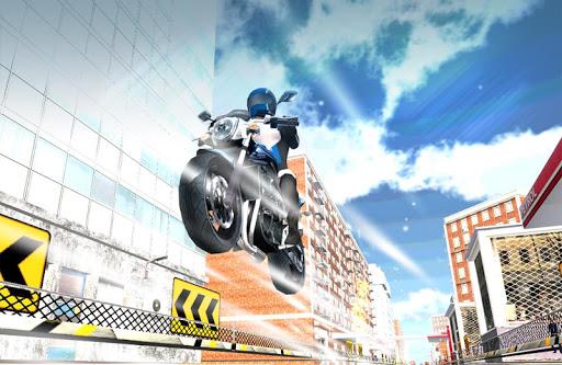 摩托赛车去