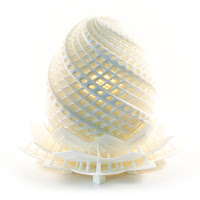 Phoenix Egg Lamp