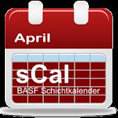 sCal BASF Schichtkalender