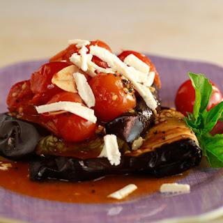 Eggplant Steaks alla Norma