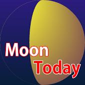 Moon Today (今日の月)
