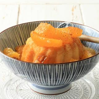 Orange Babas (Easter Cakes).