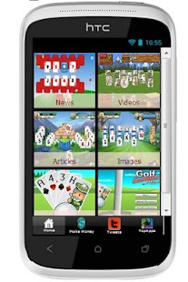 Golf Solitaire - screenshot thumbnail