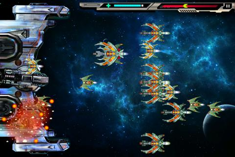 BorderWar Galactic Warfare - screenshot