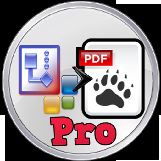 Visio to PDF Converter Pro LOGO-APP點子