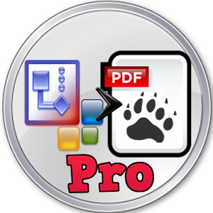 Visio to PDF Converter Pro 商業 App LOGO-硬是要APP