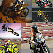 Motocycle race LWP