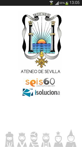 Cabalgata Ateneo Sevilla