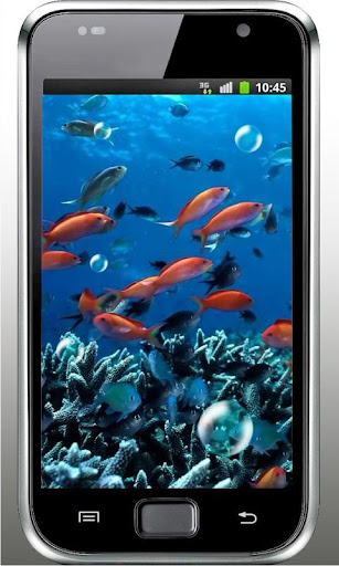 Underwater Real live wallpaper