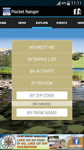 AL State Parks Guide- screenshot thumbnail