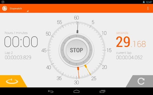 Stopwatch Timer- screenshot thumbnail