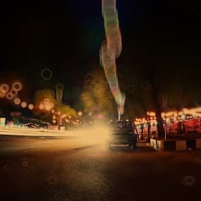 DSC_1078 by Muhammad Fadhil - City,  Street & Park  Night