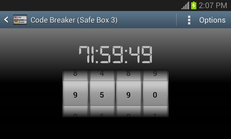 Code-Breaker 9