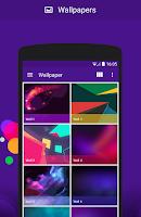 Screenshot of Morena - Flat Icon Pack