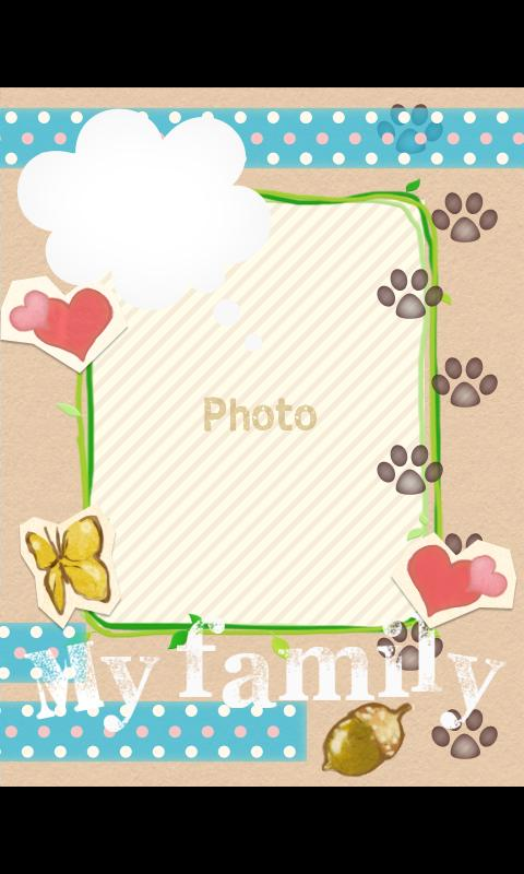 Scrapbooking Theme (Pets) - screenshot