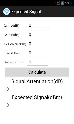 Expected Signal Lite