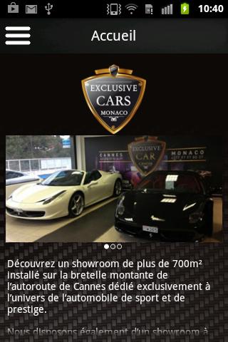 Exclusive Cars Monaco