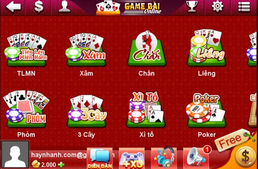 Than Bai - Game Bai Dan Gian