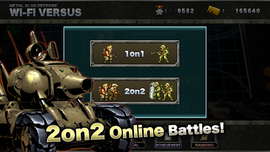 METAL SLUG DEFENSE v1.0.0