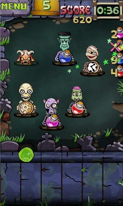 Spooky Creatures- screenshot